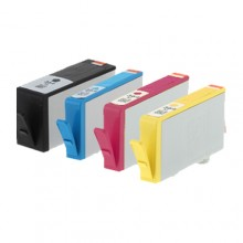 Compatible Multipack 4-Colour HP 364XL Printer Cartridge